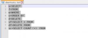 代码替换文件