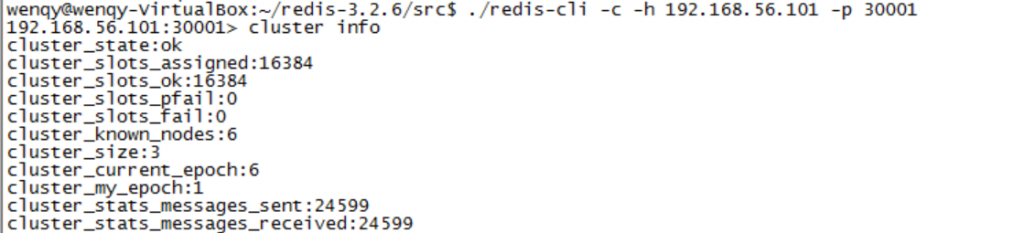 redis_cluster_info