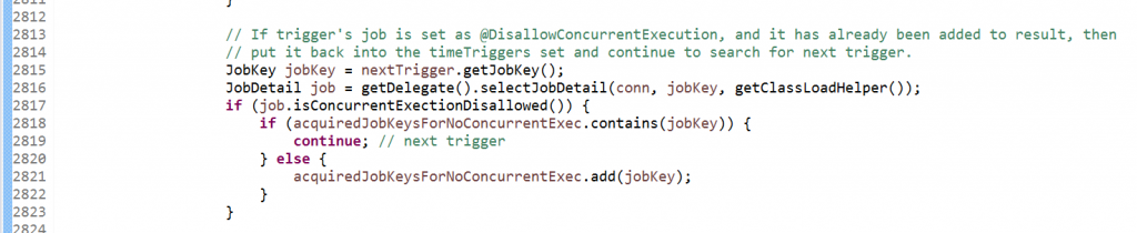 acquirenexttrigger_with_disallowconcurrent