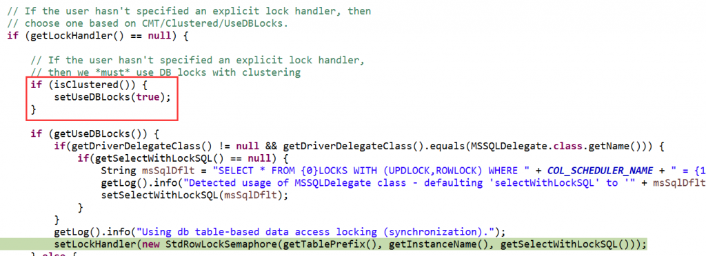 cluster_initialize_dblocks
